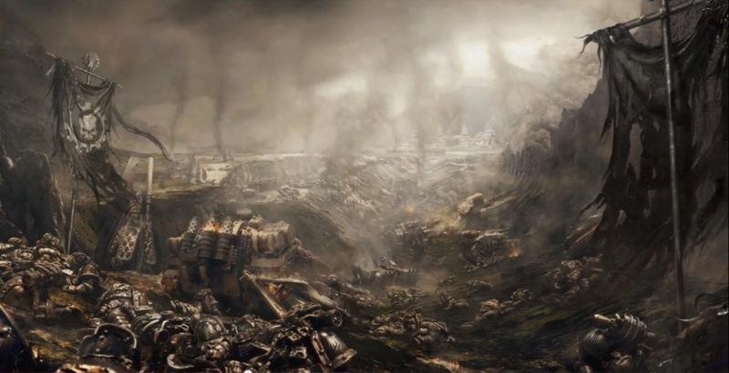Warhammer 40.000 : Bad Chapter Urgall10