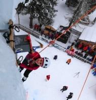 Les résultats des championnats du monde cascade de glace - la Plagne Cascad10