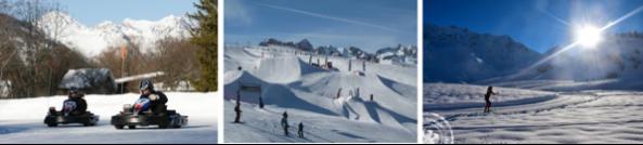 Vacances de février : tout un programme pour Serre Chevalier Vallée Briançon  (Hautes Alpes) Photos10