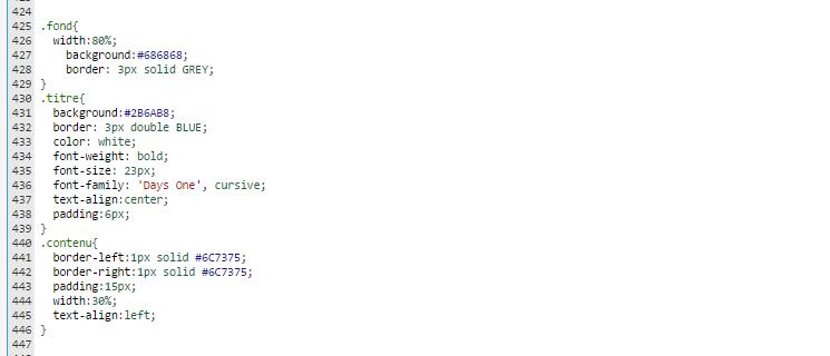 fff - Code css pour un tableau qui ne s'applique pas Sans_t11