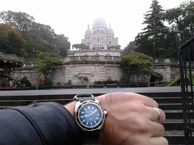 Vos montres russes customisées/modifiées - Page 4 Minist10
