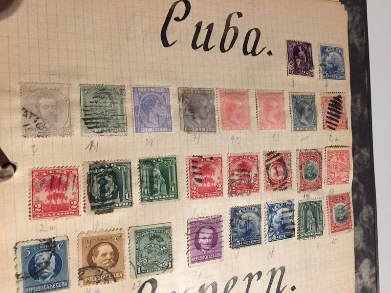 4 Briefmarkenalben geschenkt erhalten 2016-119