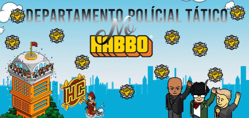 Departamento de Policia Tática - Oficial