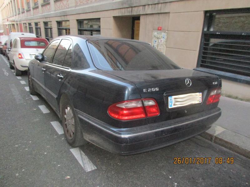 Classe E W210 (1995-2003) Img_8417