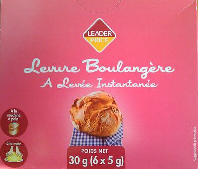 levure de boulanger utiliser pour co2 artisanal avec gel Front_11