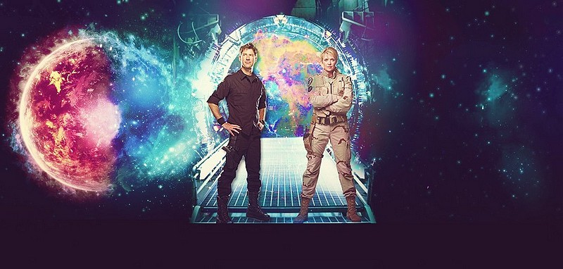 Stargate Andromeda