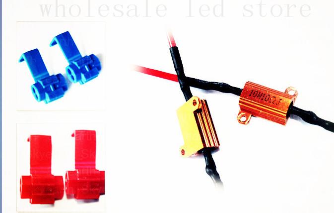 Changer l'ampoule d'origine pour une led orange - clignotants latéraux 4-pcs-10