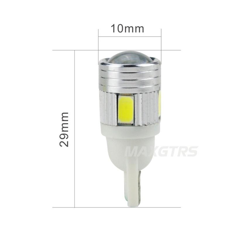 Changer l'ampoule d'origine pour une led orange - clignotants latéraux 5x-whi10