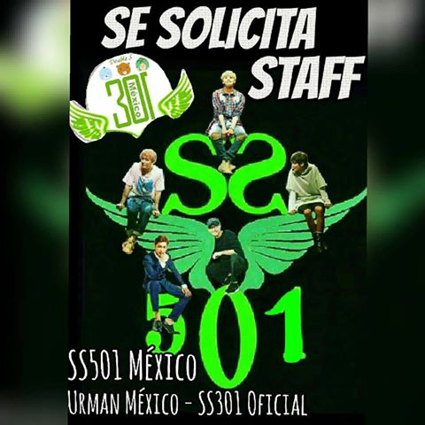 SS501 OFICIAL MEXICO DS301 CLUB