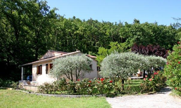 Location vacances Villa Les Verveines, 84110 Vaison-la-Romaine (Vaucluse) 4816_110