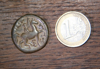 Monnaie Gauloise ? Imitation philippe II de Macédoine ... 110