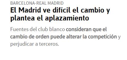 Carta abierta al Real Madrid 0-411