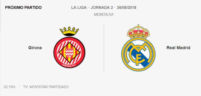 Gir0na - Real Madrid 0-510