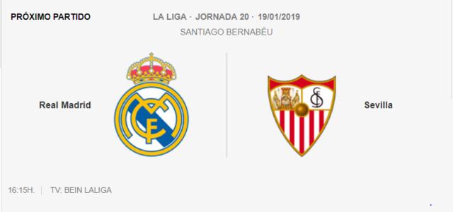 REAL MADRID - SEVILLA 3-010