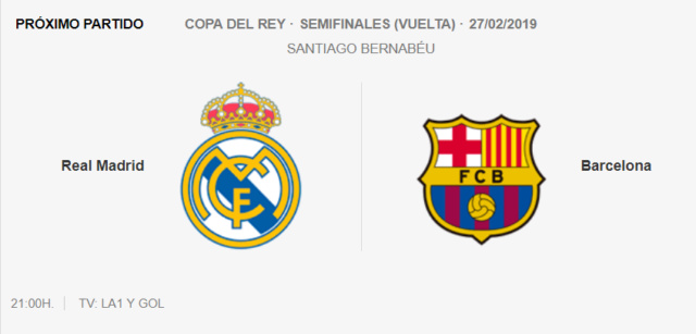 REAL MADRID -BARCELONA 3-110