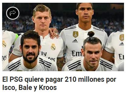 Real Madrid temporada 2018/19 rumores de fichajes, bajas... - Página 7 311