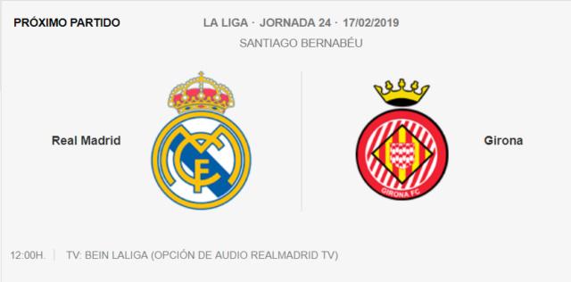 REAL MADRID - GIRONA 7-011