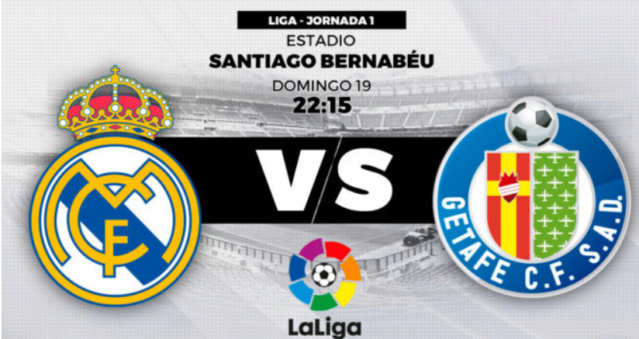 Real Madrid - Getafe 8-010