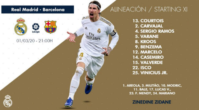 Real Madrid-Barcelona Ali14