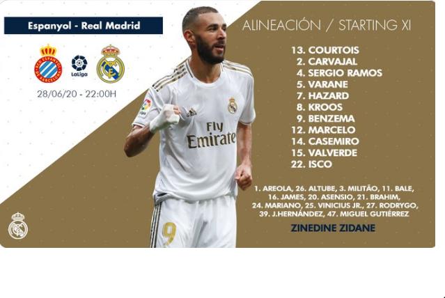 Espanyol - Real Madrid Ali16