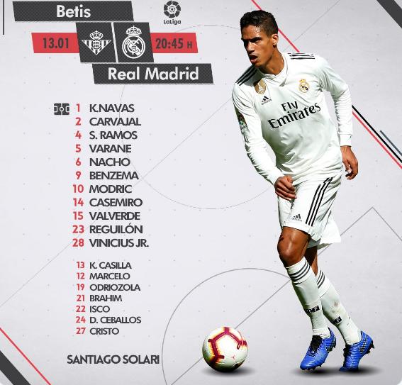 BETIS - REAL MADRID Alin12