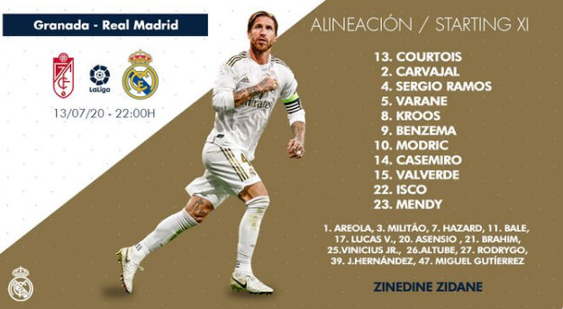 Granada - Real Madrid Alin20
