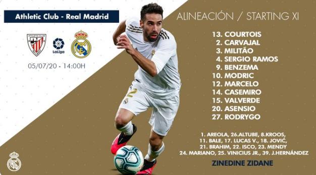 Athletic de Bilbao - Real Madrid Aline10