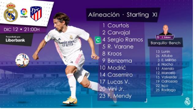 Real Madrid-Atlético de M. Aline15