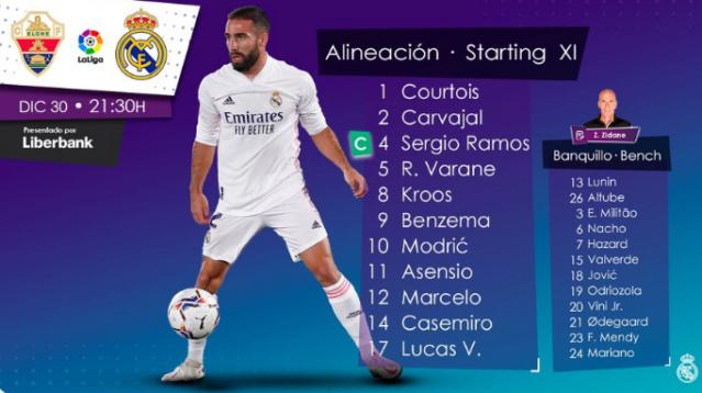 Elche-Real Madrid Aline18