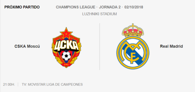 CsKA - Real Madrid Champ10