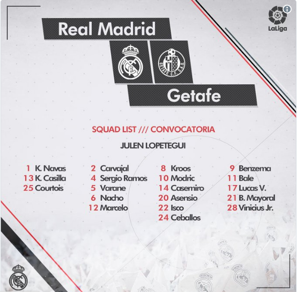 Real Madrid - Getafe Cov10
