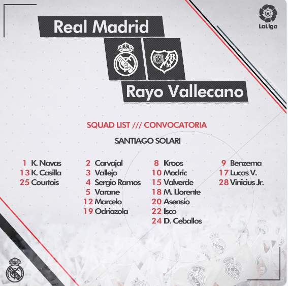 Real Madrid CF - Rayo Vallecano Covcat10