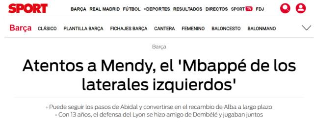 Ferland Mendy Medy10