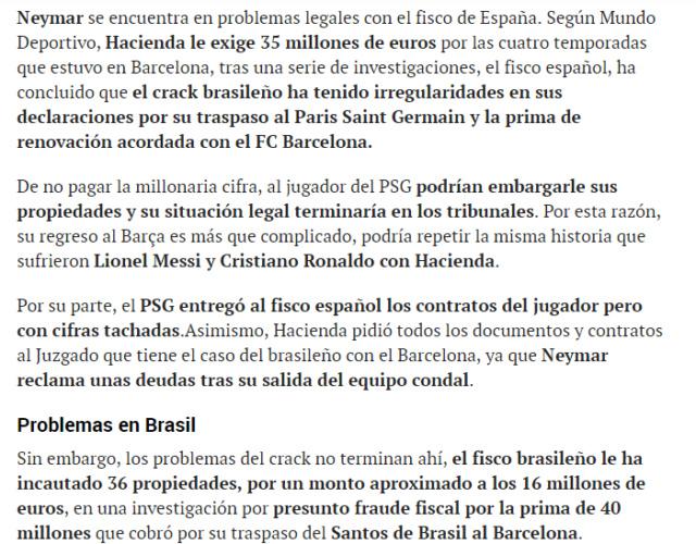 La diferencia real entre Real Madrid y Barcelona  - Página 32 Ney11