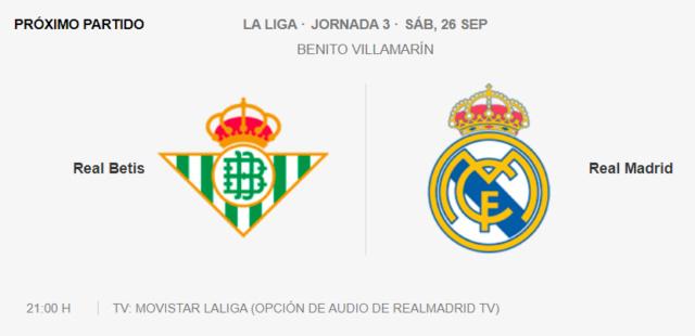 Betis - Real Madrid P12