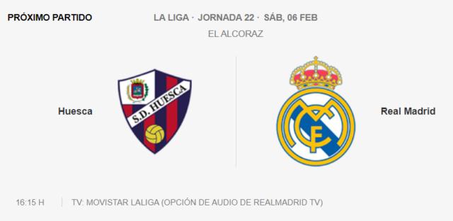 Huesca-Real Madrid P13