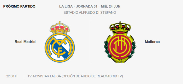 Real Madrid - Mallorca Pa10