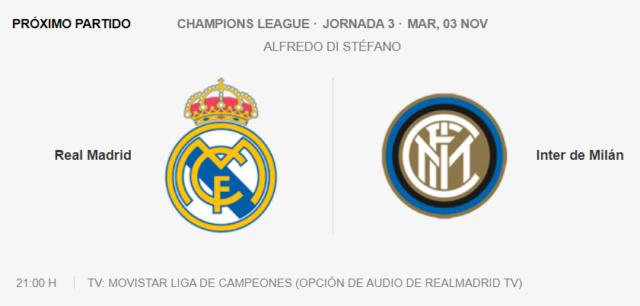 Real Madrid - Inter Pa11