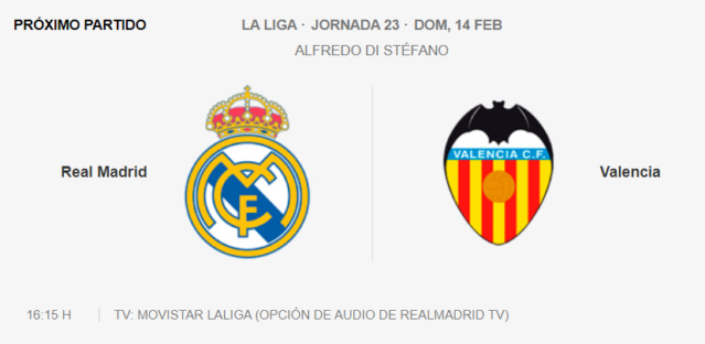 Real Madrid - Valencia Pa13