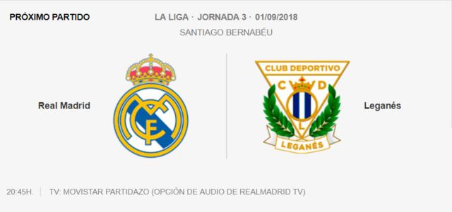 Real Madrid - Leganéz Part10