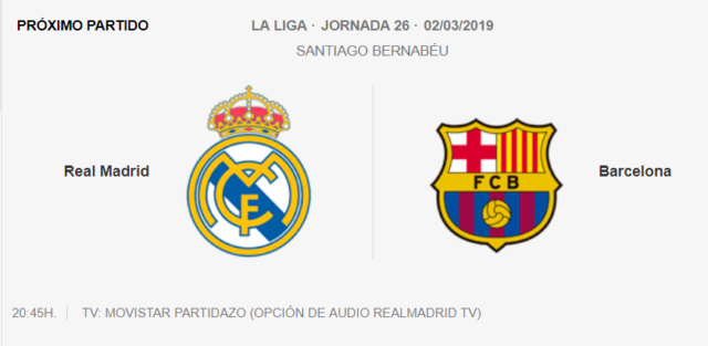 Real Madrid - Barcelona Part13