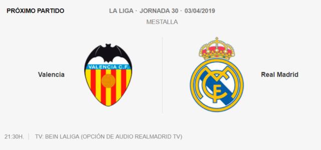 VALENCIA - REAL MADRID Part15