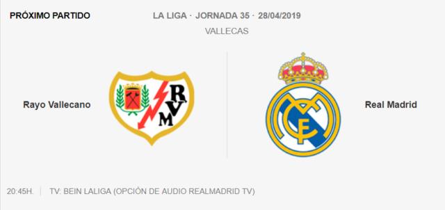 R. Vallecano - Real Madrid Part17