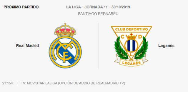 Real Madrid - Leganés Part19