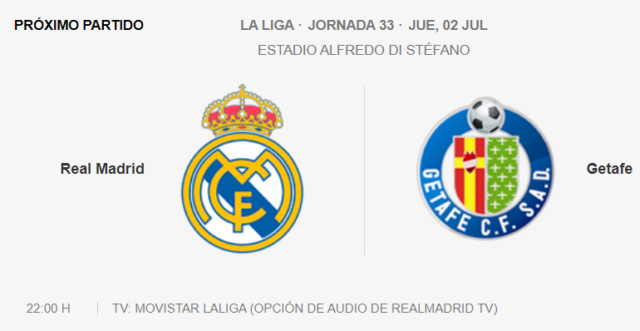 Real Madrid - Getafe Part24