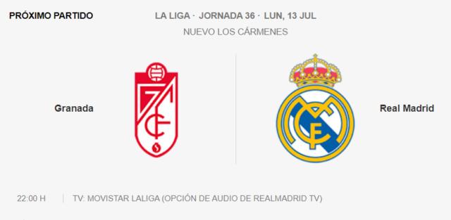 Granada - Real Madrid Part25