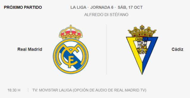 Real Madrid - Cádiz Part29