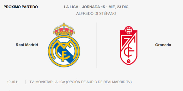 Real Madrid-Granada Part36