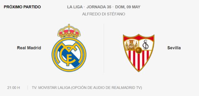 Real Madrid - Sevilla Part38