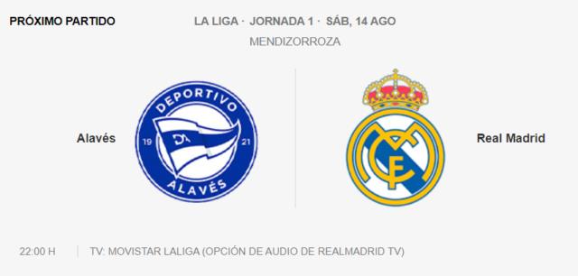 Alavés - Real Madrid Part39